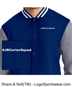 JBCARTER jacket Design Zoom